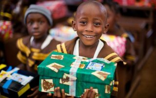 Corban Cares: Operation Christmas Child featured image